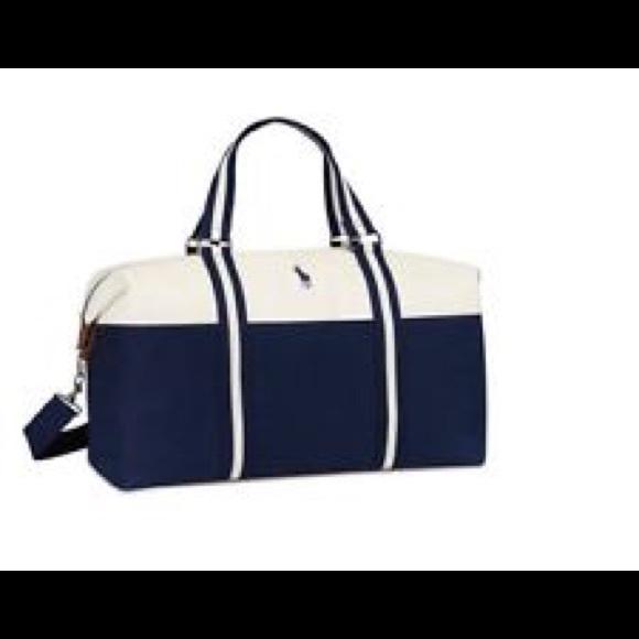 NEW Polo Ralph Lauren Weekender Gym Duffle Bag. M 595af2e756b2d6d795028ce7 29a6d79d5e7fe