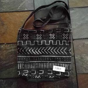 Handbags - African Mud Cloth Tote bag