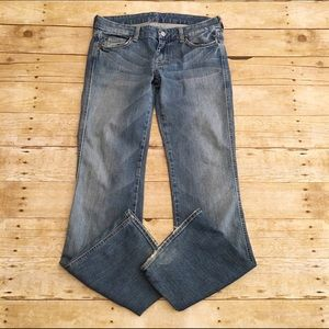 Denim 7 For All Mankind A pocket jeans, size 30