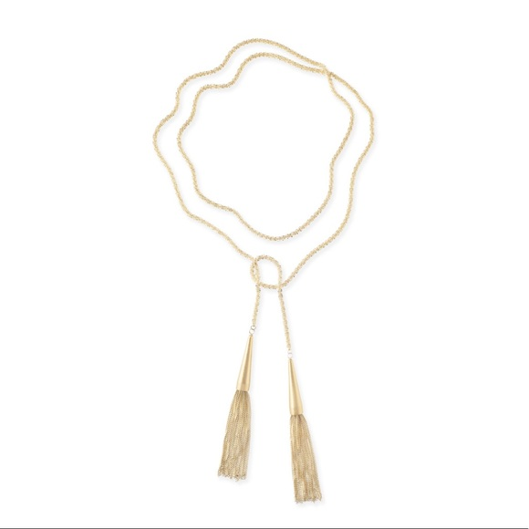 Kendra Scott Jewelry - Kendra Scott Phara Necklace in GOLD