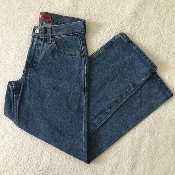 fineste utvalg siste design butikk Knock Off (fake) Vintage High Waist Levi's Jeans
