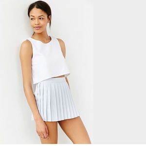Silence + Noise, Urban Outfitters Pleated Skort