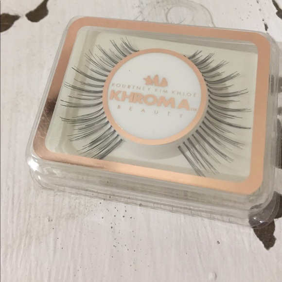 Khroma Makeup Beauty False Eyelashes Glimmer Poshmark