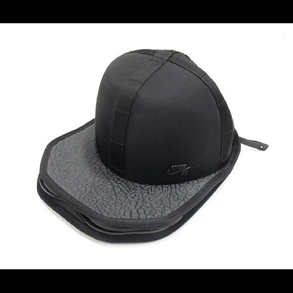 fd8b1e47601 real rare nike sb nylon leather hat holder 6746e fad72