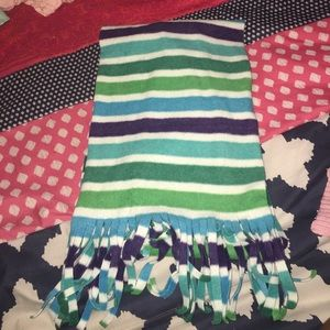 Old Navy Striped Colorful Scarf