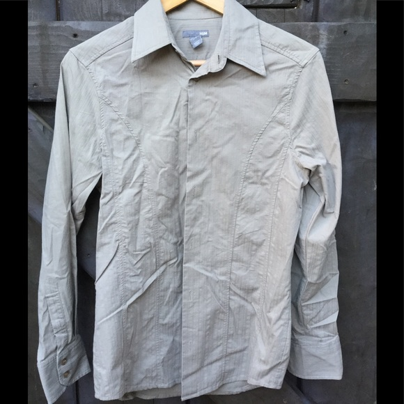 25 off h m other h m mens dress shirt size 15 from for Size 15 dress shirt