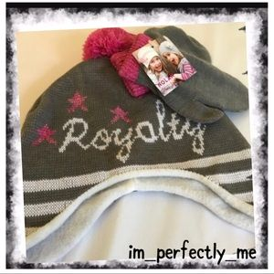 Other - GIRL'S HAT SET