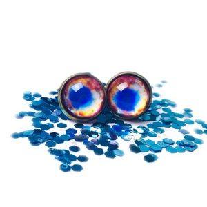 Galaxy Blast Earrings