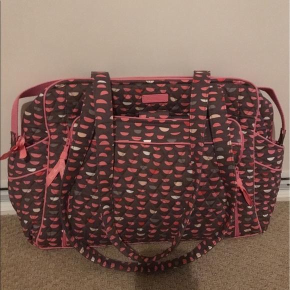 33 Off Vera Bradley Handbags Bnwot Vera Bradley
