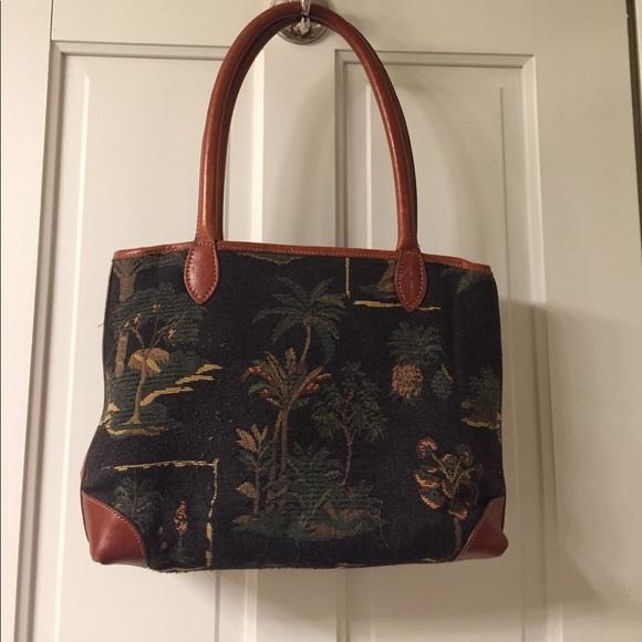 Tommy Bahama tapestry bag. M 595b1eefeaf03004c80e2dcf 4d8a46af9fe10