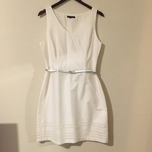 Tommy Hilfiger White Dress