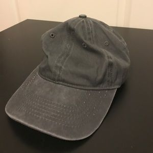 Accessories - Distressed Grey Dad Hat