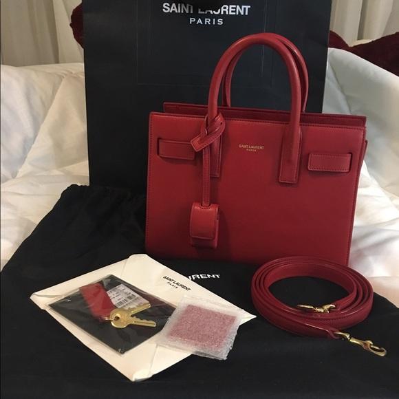 M 595b618aea3f36e8040ed2f0. Other Bags you may like. YSL handbag. YSL  handbag.  2150  2350. Yves Saint Laurent Large Leather ... bbb40b010d93f