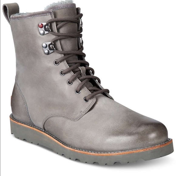 47fe70c93f9 Ugg men's Hannen TL metal new Authentic withbox NWT