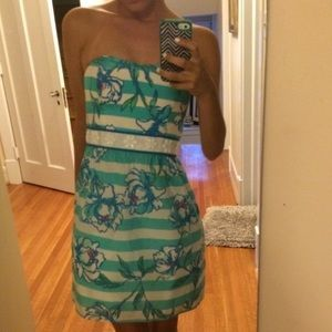 Lilly Pulitzer Tossing the Line Dress