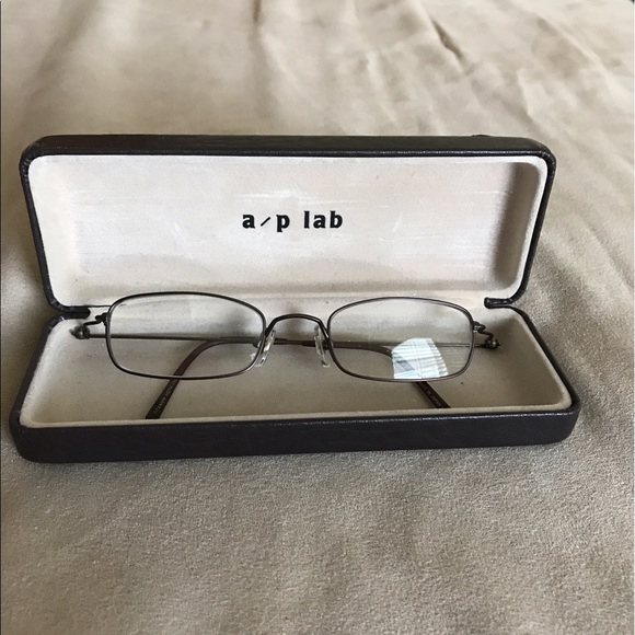 a/p lab Accessories | Ap Lab Titanium Thin Lightweight Frames | Poshmark