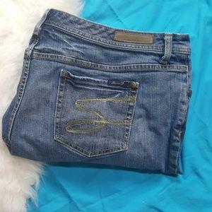 Plus size 22 seven7 jeans
