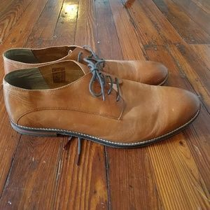 Hawkins mcgill Urban outfitters mens leather derby