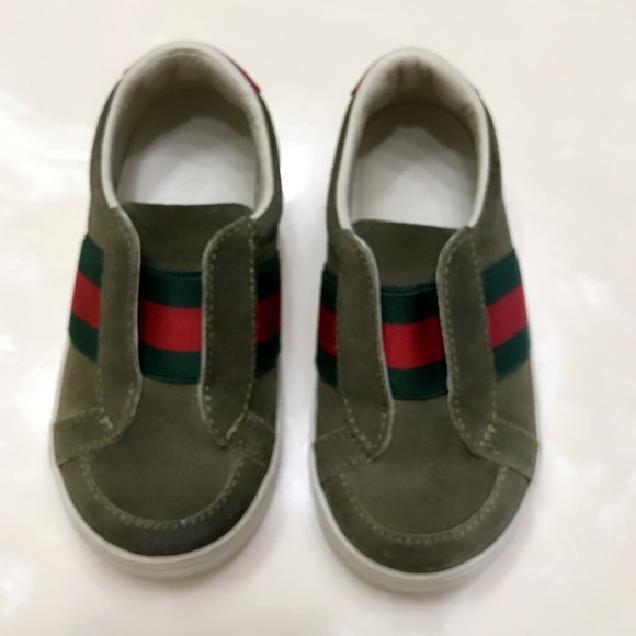 off Gucci Other Gucci Signature baby boy sneakers