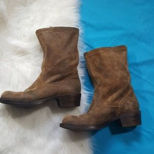 b66926ac322 6m steve madden houston western boot