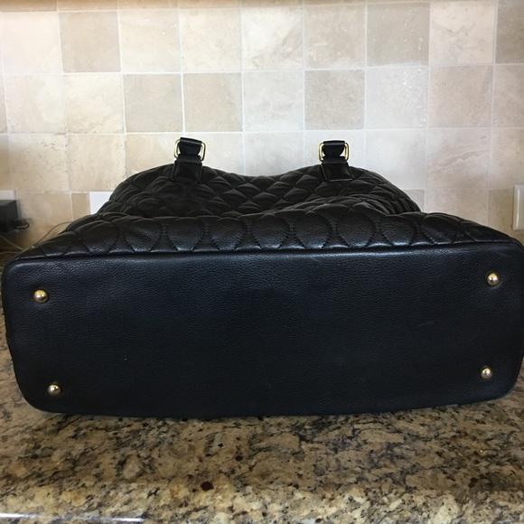 85 Off Vera Bradley Handbags Vera Bradley Black Quilted