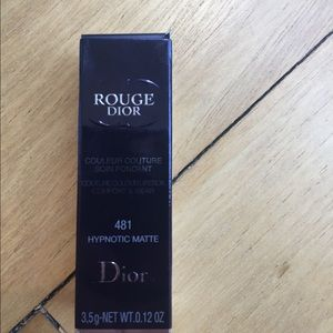 Dior Couture Colour Lipstick Comfort &a Wear