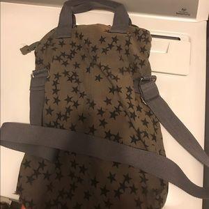 Handbags - Gray star bag