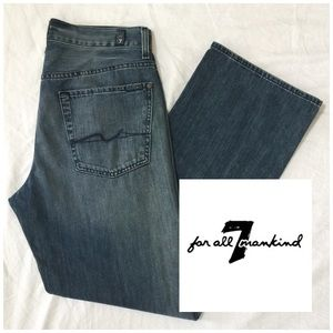 7 For All Mankind Men's Relaxed Jeans👖Size 31