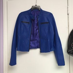 Royal moto jacket