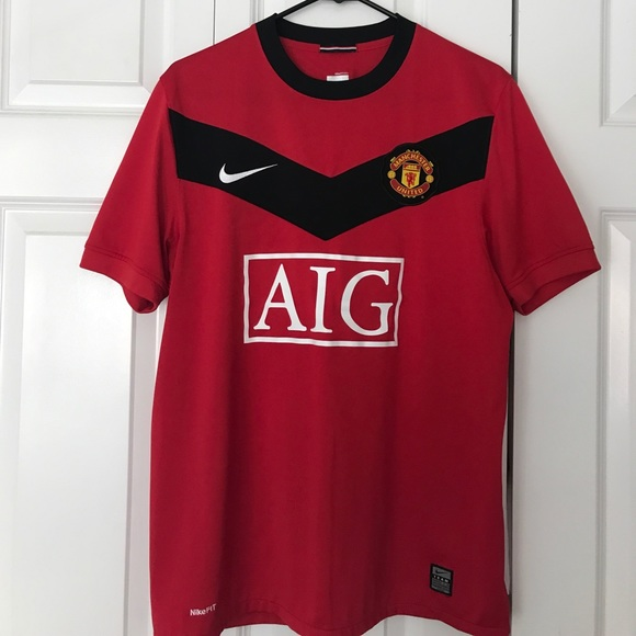 1e21928e7bc Wayne Rooney Manchester United Jersey  10. M 595be7ac13302a00380165aa