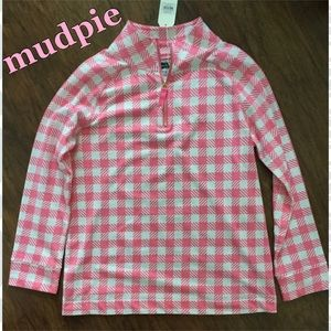  Cute Mudpie 1/4 Zip Top