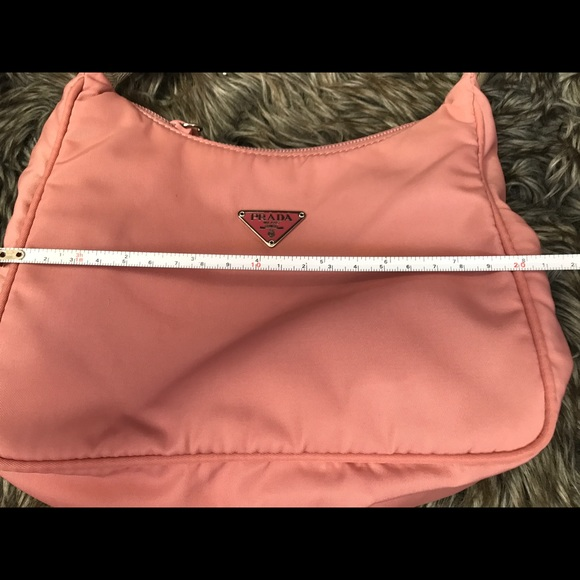 d0fb490dc301 Prada Pink Mini Nylon Bag | Stanford Center for Opportunity Policy ...