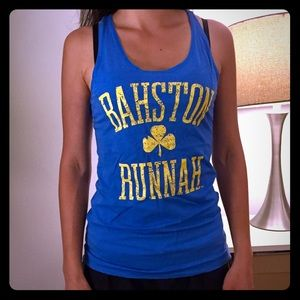 XS Boston Runner tank