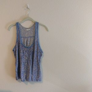 Aerie Button-Down Tank
