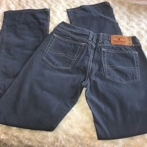 Lucky Brand // Low Rise Skinnies