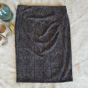 Stretch Pencil Skirt Size 6