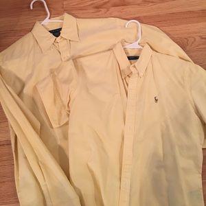Ralph Lauren polo blouses