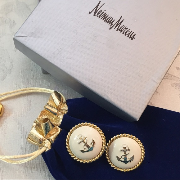 74% off Neiman Marcus Jewelry - 🆕 Neiman Marcus Nautical ...