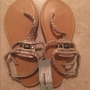 Shoes - Everything But Water Sandals NWT