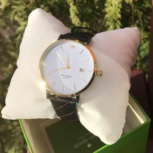 New Kate Spade Metro Glam Watch 1YRU0125
