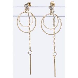 Demi Droplet Earrings