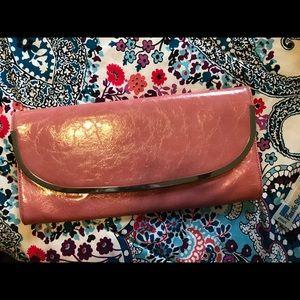 Handbags - Vintage Pink Clutch