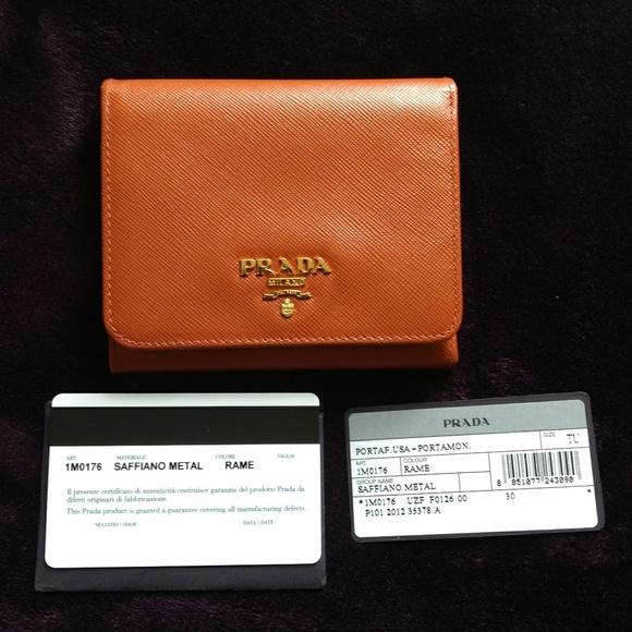 3b1325a37135 M_595c14822ba50a2c300210f6. Other Bags you may like. PRADA Saffiano zipper  around purse Leather Wallet