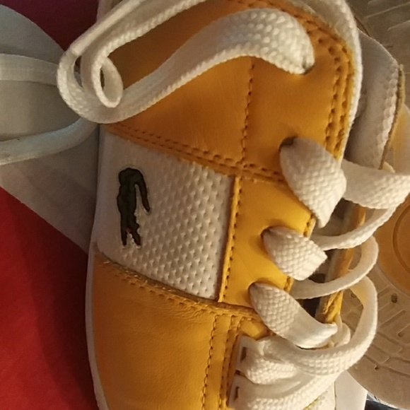 25 izod other izod lacoste mens tennis shoe size 12