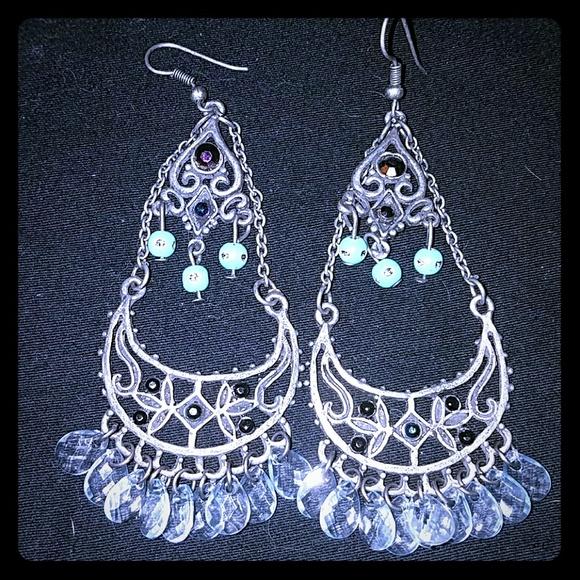 Jewelry - ❤*Stunning Boho Chandelier Earrings*❤