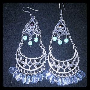 ❤*Stunning Boho Chandelier Earrings*❤