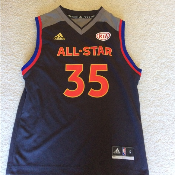 more photos 03291 68213 Kevin Durant West All-Stars jersey!!!