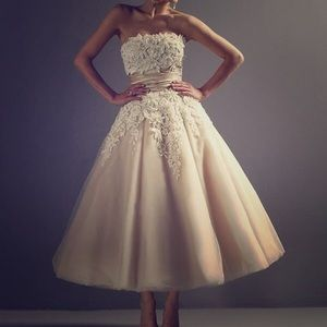 Justin Alexander (8465) Wedding Dress