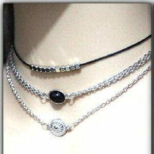 Jewelry - ❤*Three Beautiful Boho Chokers!*❤