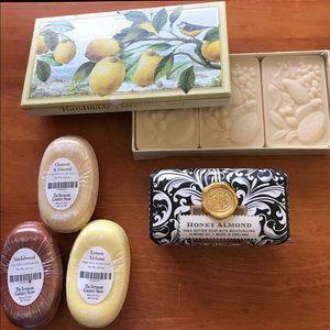Other - Moisturizing soap's